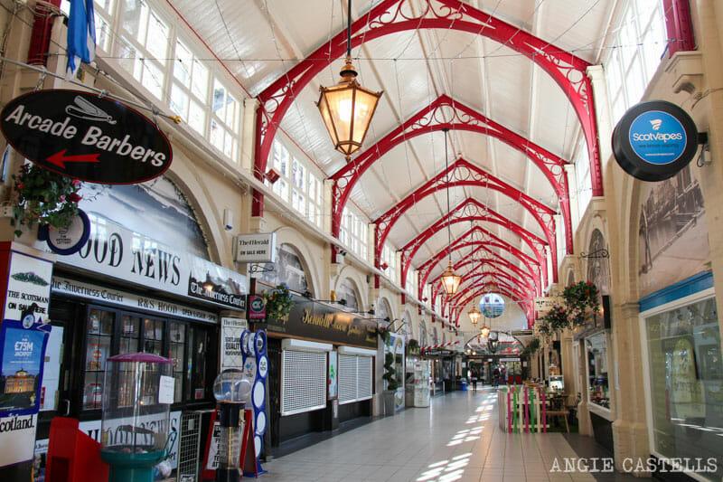 Visitar Inverness Que ver Victorian Market