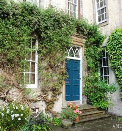 Rincones secretos Edimburgo lugares originales Chessels Court Corazon