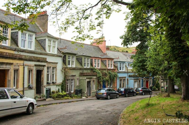 Rincones secretos Edimburgo lugares originales Glenisla Gardens
