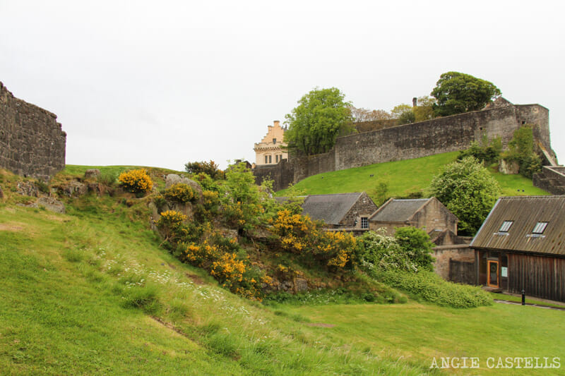 Visitar el castillo de Stirling Curiosidades del Stirling Castle