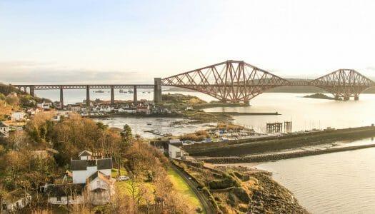 Cruzar los puentes del Forth a pie (excursión desde Edimburgo)