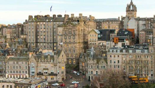 Guía de los barrios de Edimburgo