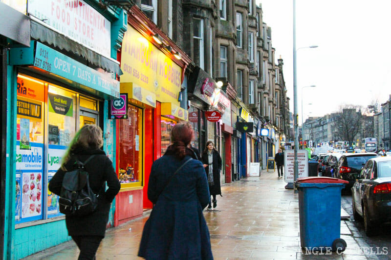 Los barrios de Edimburgo - Leith y Leith Walk