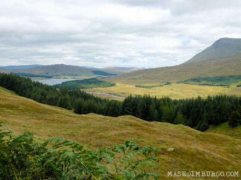 Senderismo en Escocia: recorrer la West Highland Way