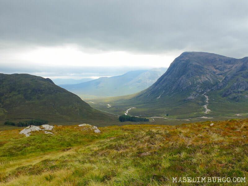 Senderismo en Escocia - Cómo recorrer la West Highland Way