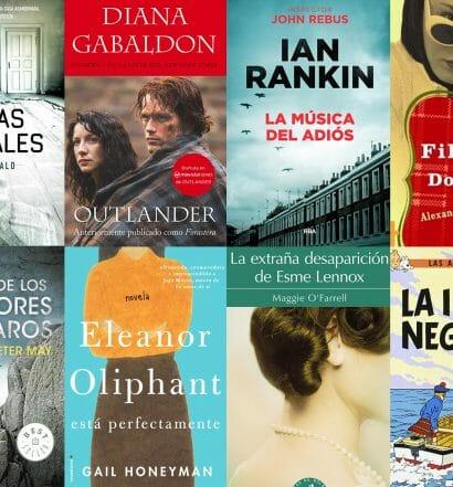 Los mejores libros ambientados en Escocia: novela negra, novela romántica y cómics