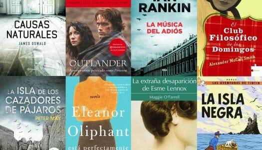 15 libros ambientados en Escocia