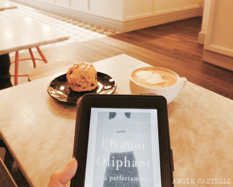 Libros ambientados en Escocia - Eleanor Oliphant está perfectamente