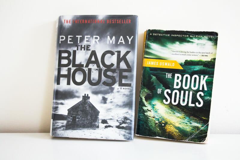 Libros ambientados en Escocia - Novela negra escocesa, o tartan noir