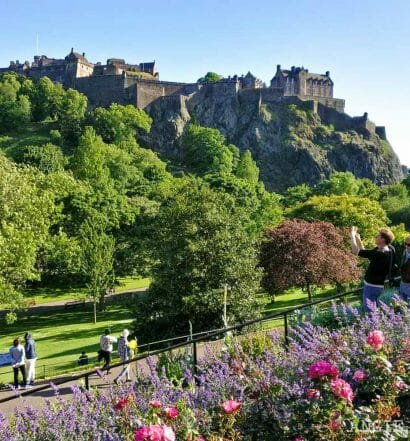Errores que cometemos al viajar a Edimburgo - el Castillo de Edimburgo