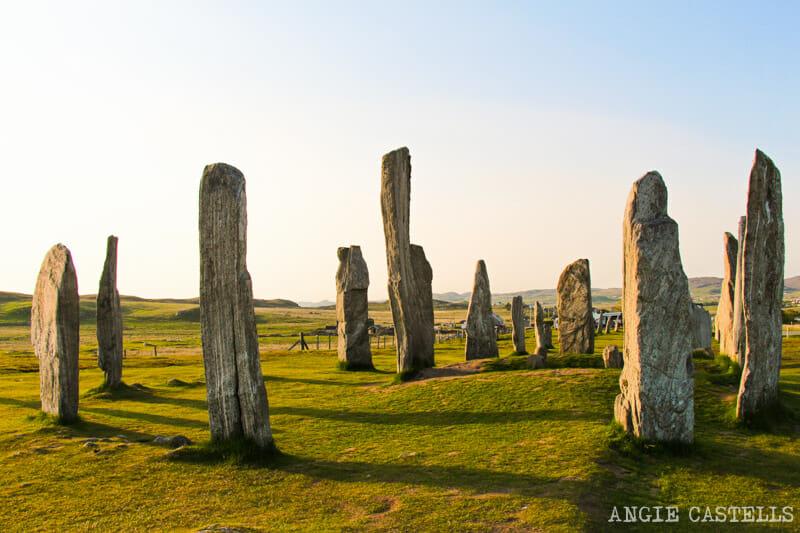 Razones para visitar la isla de Lewis y Harris - Piedras de Callanish