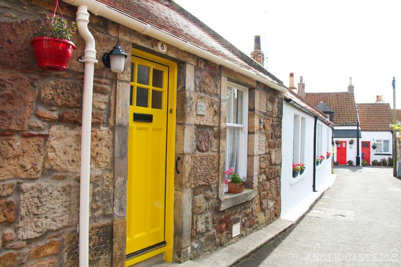 Ruta por Escocia en 10 días - Crail y los pueblos de Fife