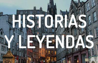 Leyendas e historias de Edimburgo