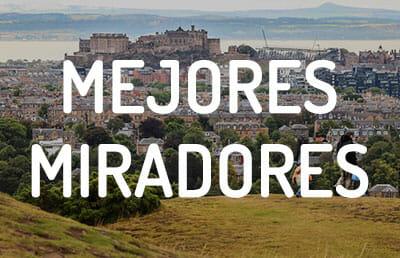 Los mejores miradores de Edimburgo