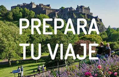 Preparativos para viajar a Edimburgo - La guía completa