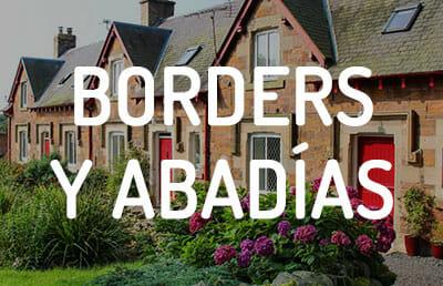 Ruta por los Borders de Escocia y sus abadías