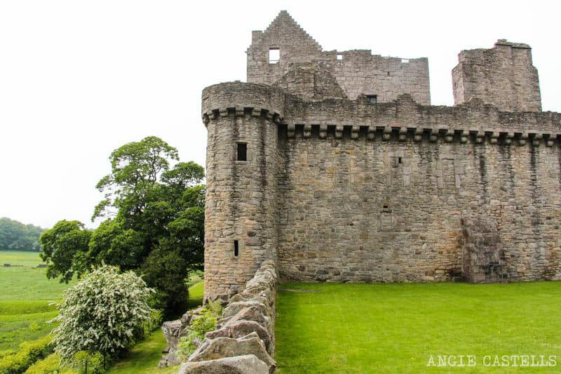 Visitar el castillo de Craigmillar, en Edimburgo (Craigmillar Castle)