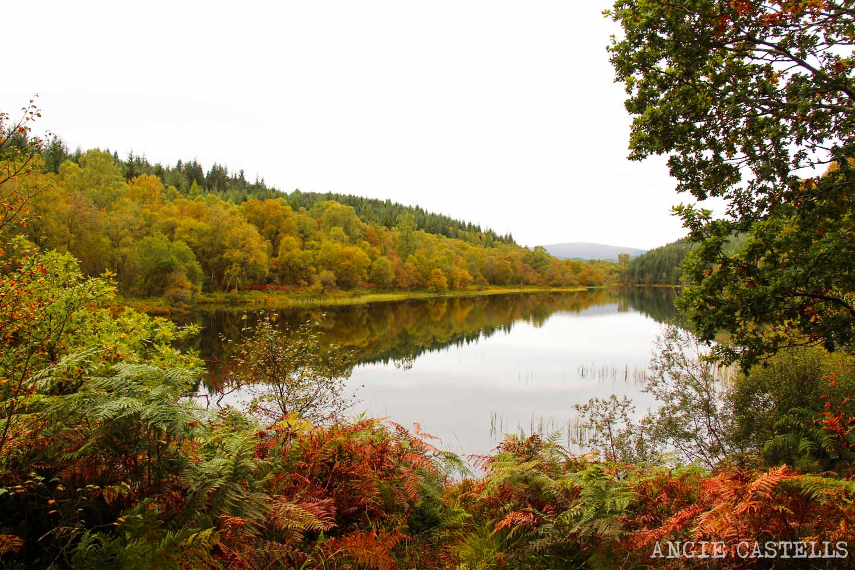 Las mejores excursiones para el otoño en Escocia - Loch Lomond y los Trossachs
