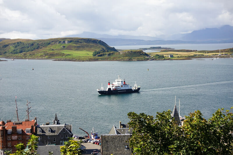 Qué ver en Oban - Excursión a las islas de Mull, Iona y Staffa