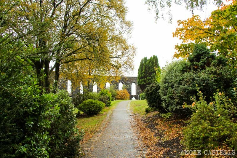 Qué hacer en Oban, en Escocia - Subir a la McCaig's Tower