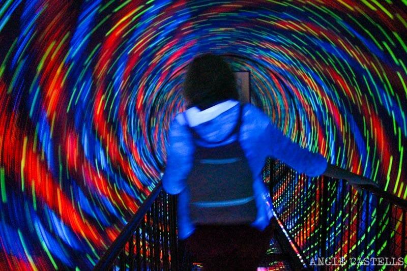 Qué hacer en Edimburgo con niños - Camera Obscura and the World of Illusions