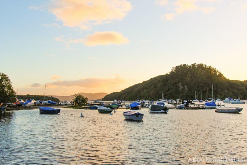 Ruta por el Loch Lomond y los Trossachs en 2 días - Balmaha