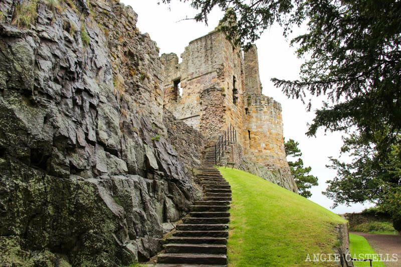 Excursion desde Edimburgo a East Lothian - Visitar el castillo de Dirleton