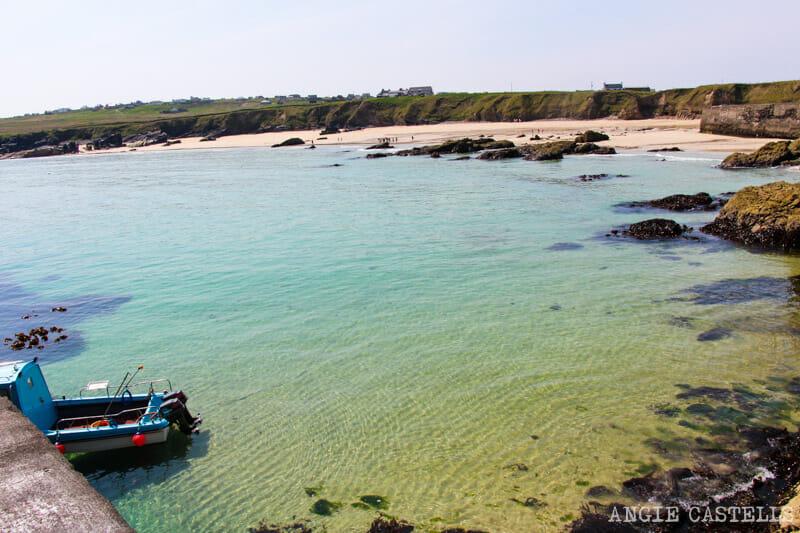 Ruta por la isla de Lewis y Harris - Playa de Port of Ness