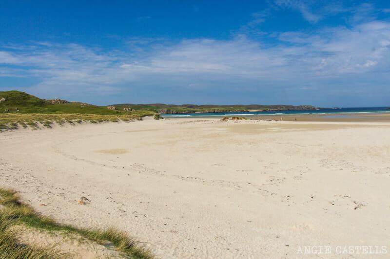 Ruta por la isla de Lewis y Harris - Ardroil Beach y ajedrez de Lewis