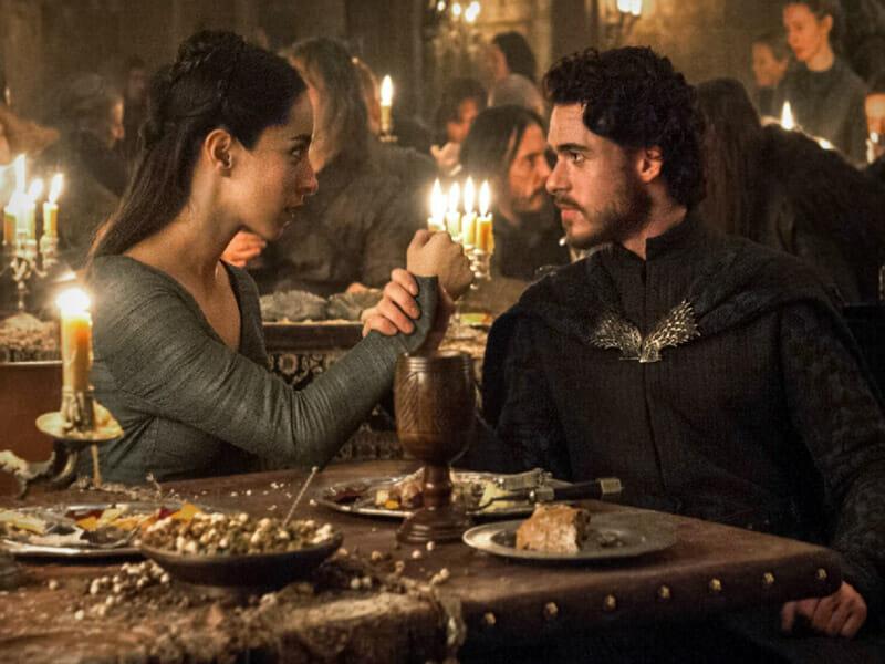 Juego de Tronos y Escocia - La Boda Roja y la cena del toro negro