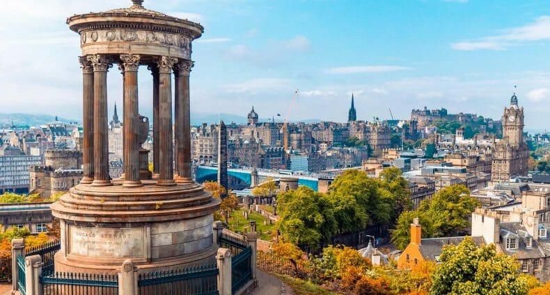 Top 10 cosas que ver en Edimburgo - Calton Hill
