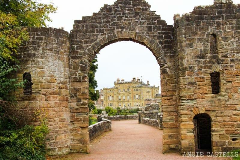 Castillos de Escocia que parecen de cuento - Culzean Castle