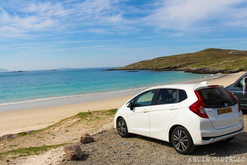 Cómo ahorrar en tu viaje a Escocia - Alquiler de coche