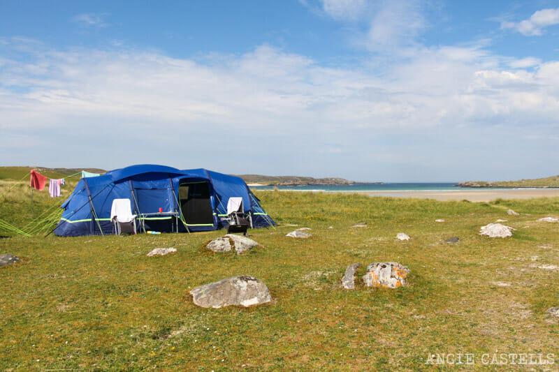 Cómo preparar un viaje barato a Escocia - Acampada gratis