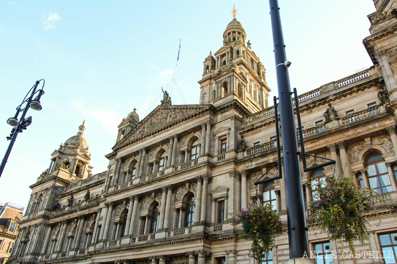 Cómo visitar gratis el Ayuntamiento de Glasgow