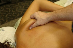Deep tissue massage in Almelo