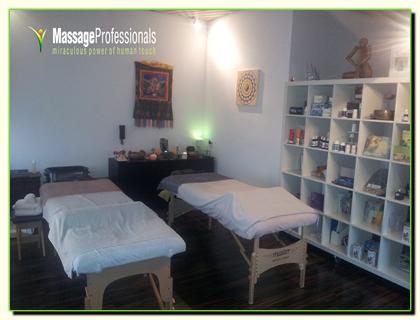 MassageProfessionals Almelo Behandelkamer