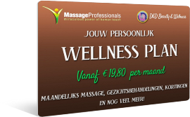 Massage abonnement in Almelo € 19,80
