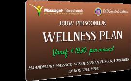 Voordelige massage abonnement bij MassageProfessionals in Almelo