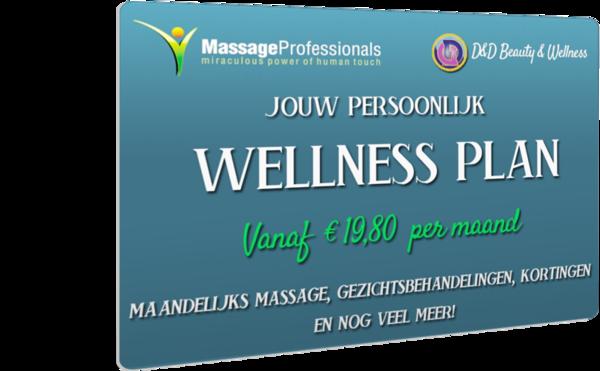 Massage abonnement onbeperkt massage