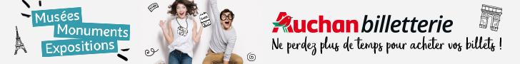 billeterie Auchan