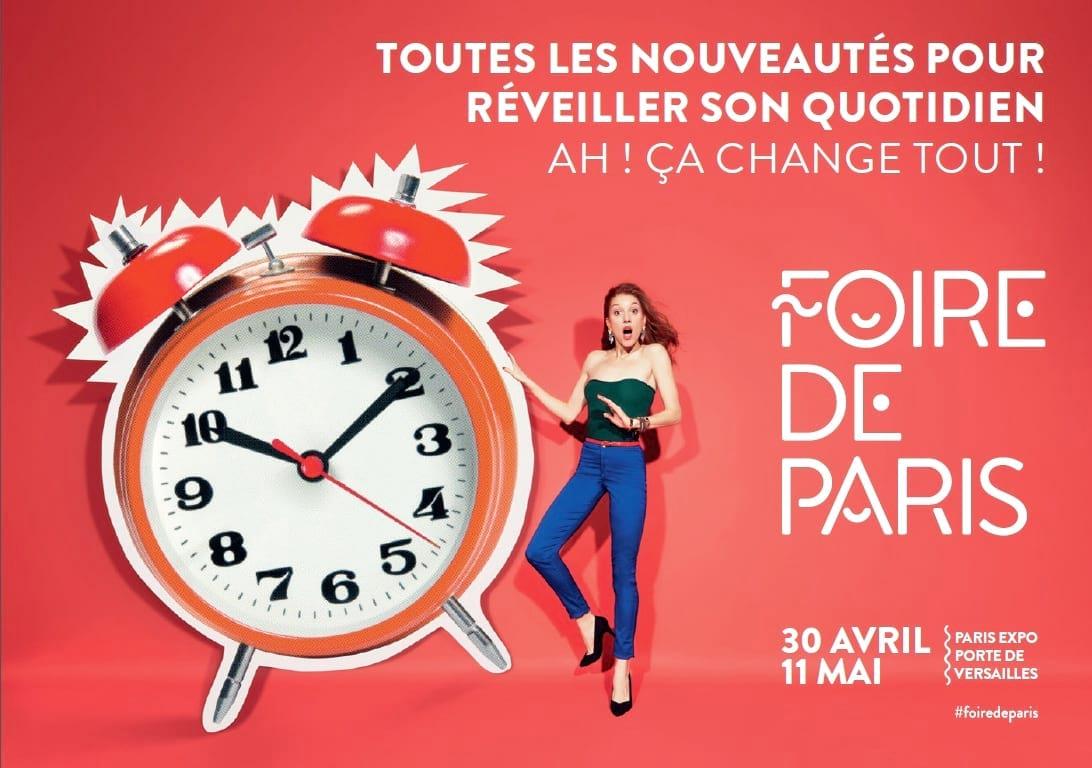 foire de paris : profitez des 110 ans en organisant parfaitement