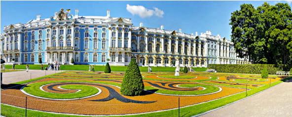 palace catherine tsarkoye selo