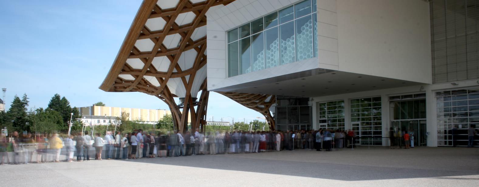 Centre Metz-Pompidou
