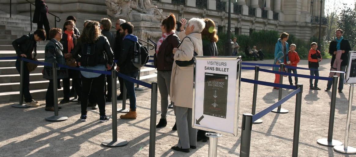 Exposition dans l 39 atelier au petit palais for Adresse paris expo