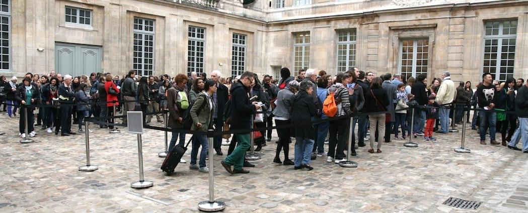 Mus e picasso conseils de visite horaires d 39 ouverture et affluence - Musee picasso paris horaires ...