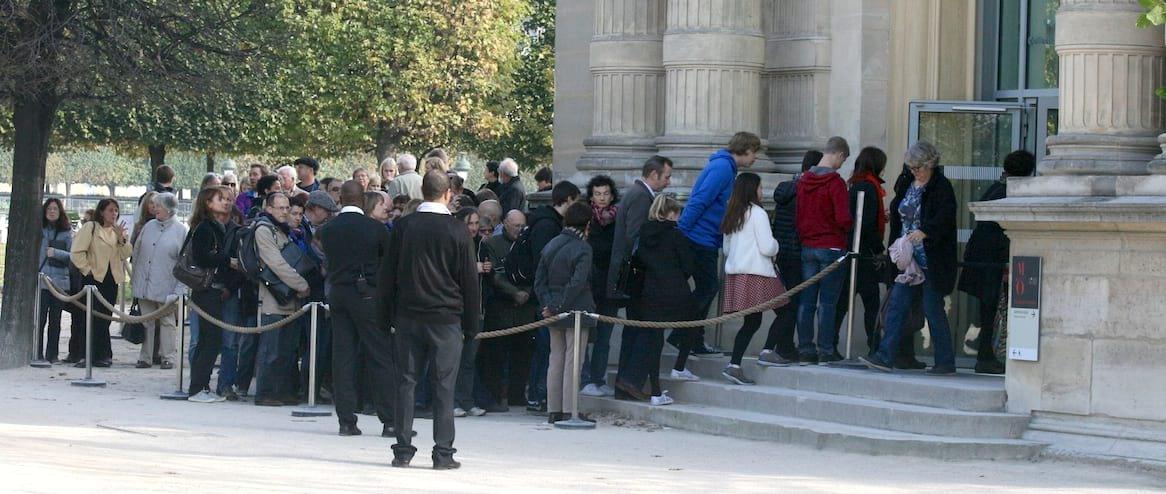 Musée de l'Orangerie à Paris