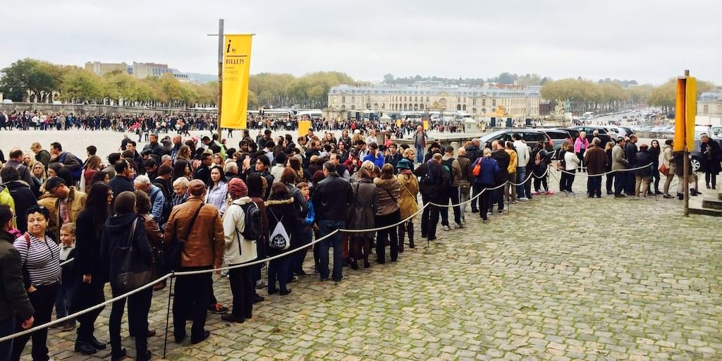 Exceptionnel When to visit the Palace of Versailles: Tips to beat the queues QO74