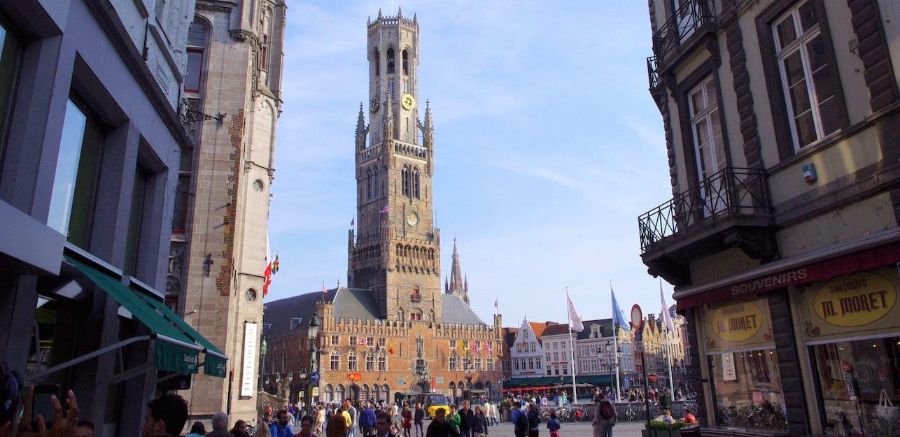 Visit Belfort in Bruges