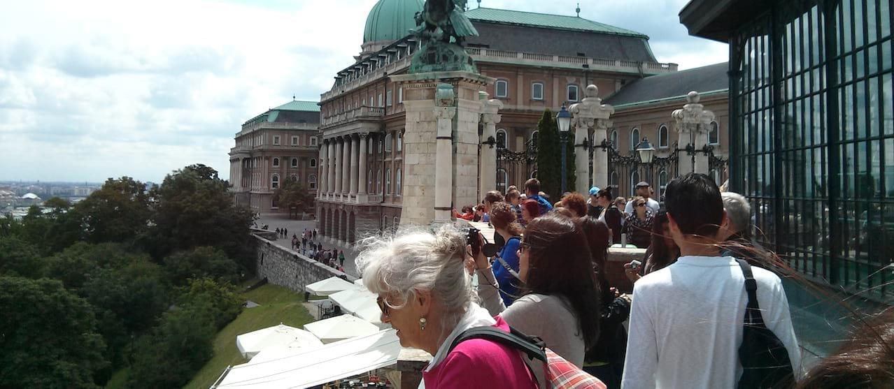Buda Castle Area